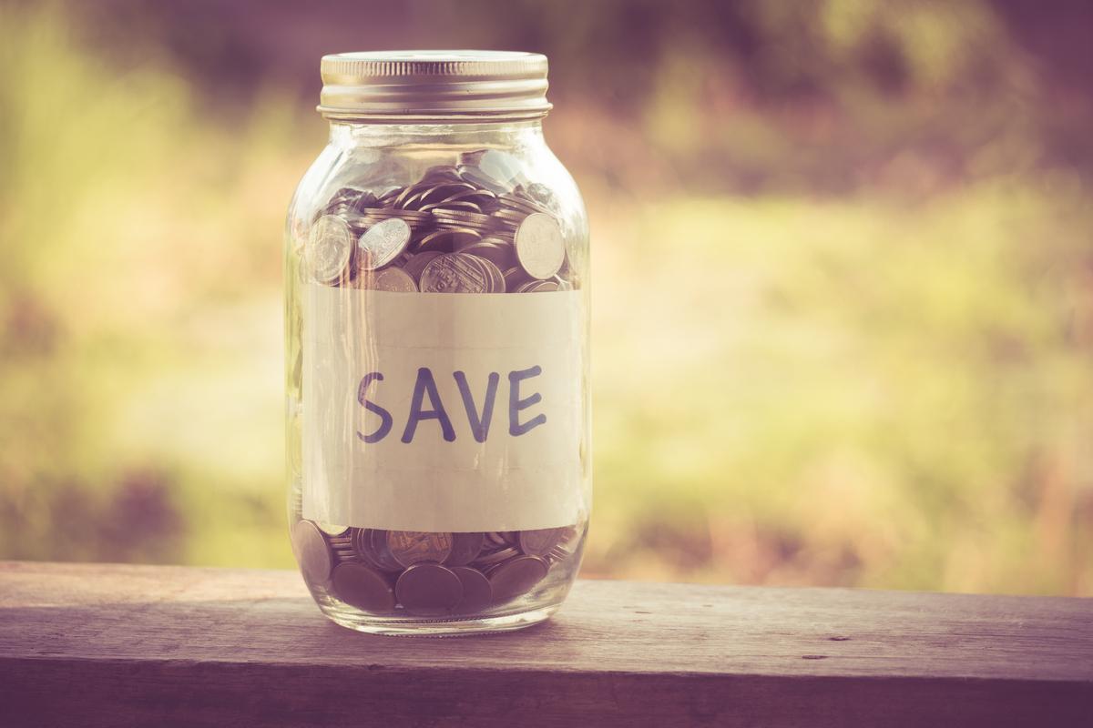 先取り貯金