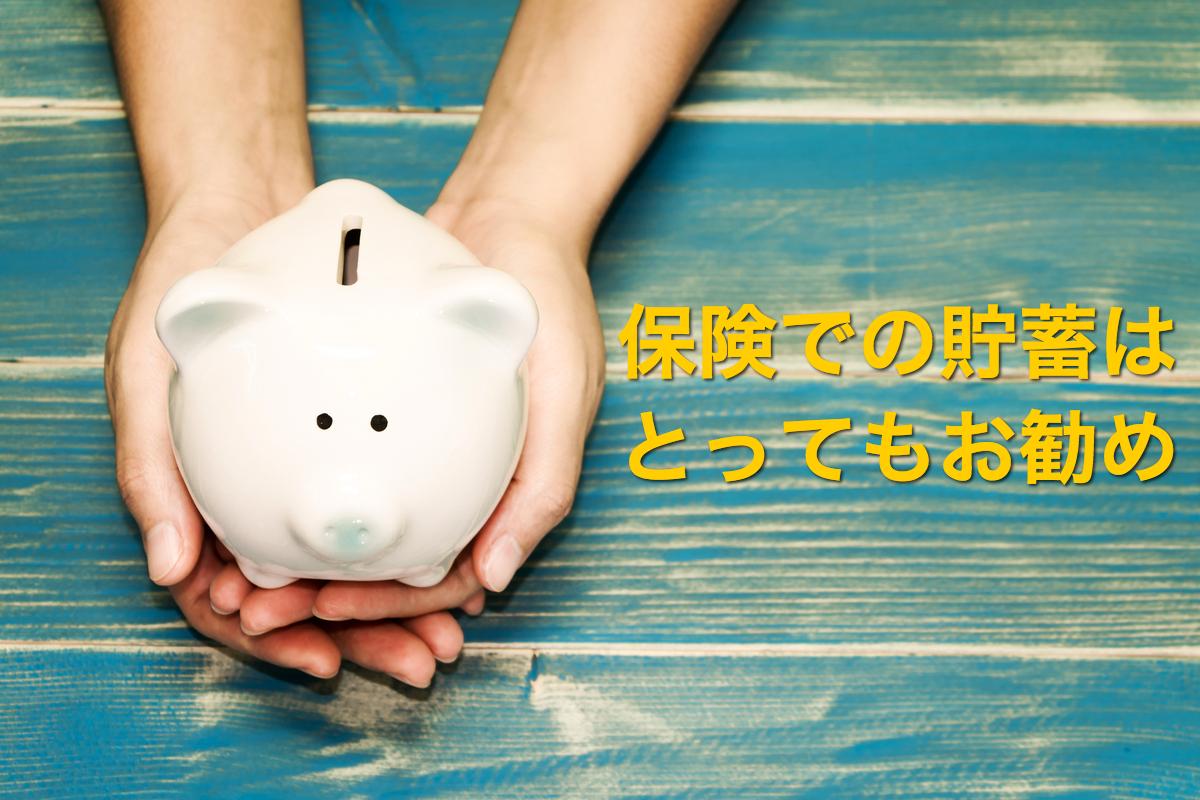 保険で貯蓄